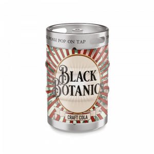 Swallo Drinks Black Botanic Craft Cola
