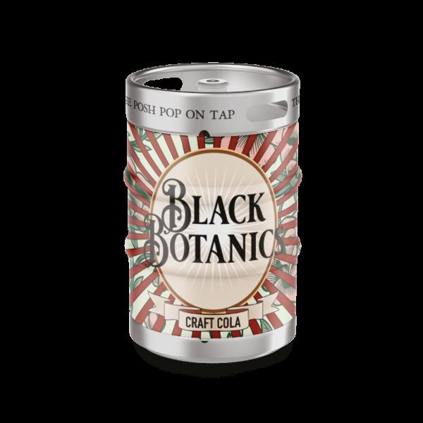 Swallo Drinks Black Botanic Craft Cola