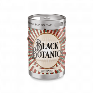 Swallo Drinks Black Botanic Craft Cola Light