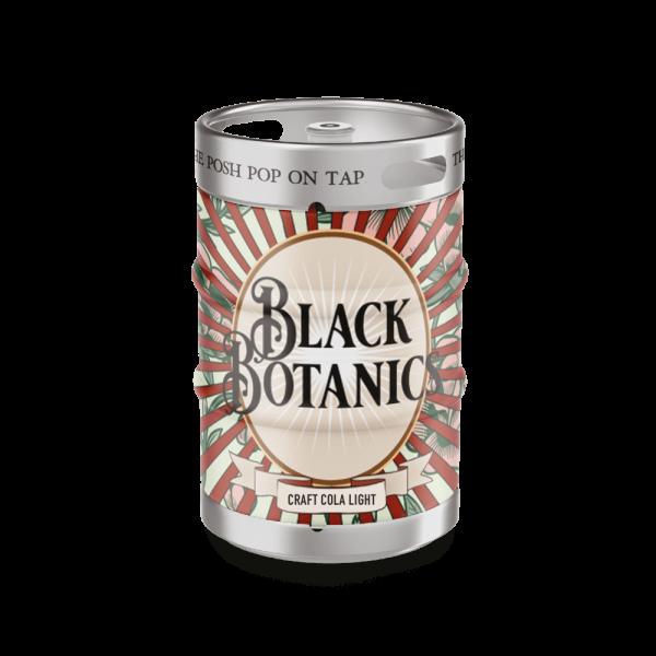 Swallo Drinks Black Botanic Craft Cola Light