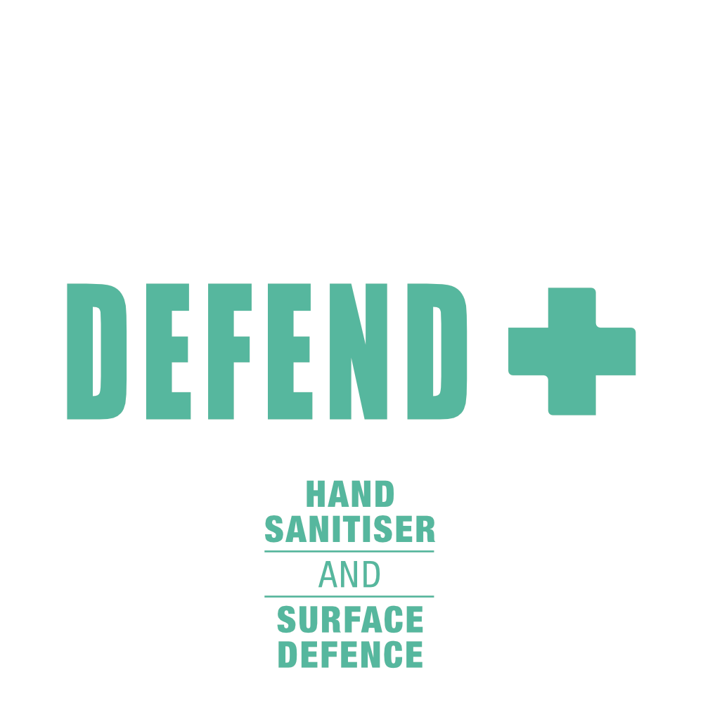 Defend+ Hand Sanitiser