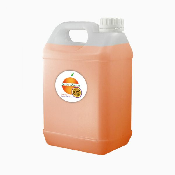 Swallo Drinks Orange and Passionfruit 5 Litres