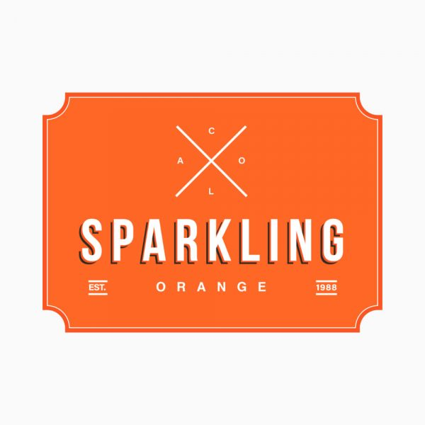 Swallo Drinks Sparkling Orange