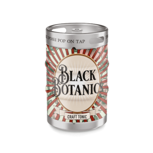 Swallo Drinks Black Botanic Craft Tonic