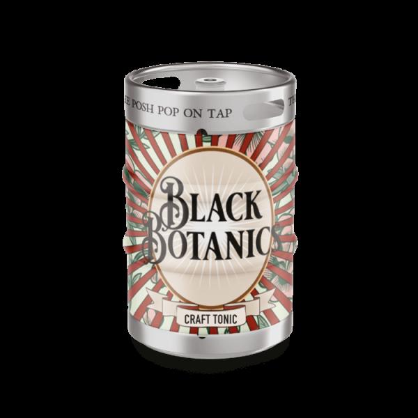 Swallo Drinks Black Botanic Craft Tonic